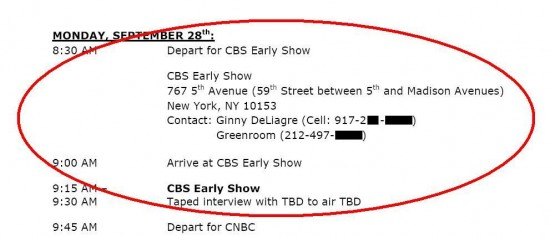 CBS Early Show - Close - edit