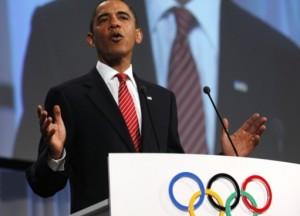 obama olympics