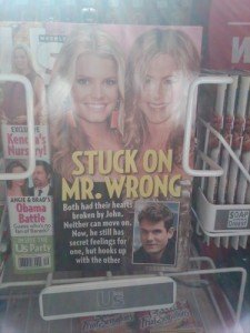 John Mayer Jessica Simpson Jennifer Aniston Us Weekly