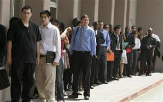 Unemployment Lines