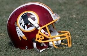Redskins-helmet