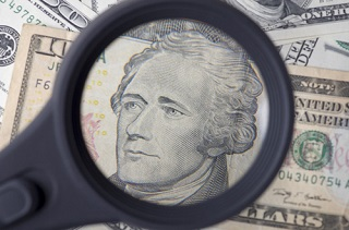10-dollar bill