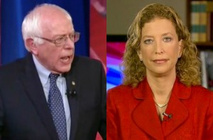 Debbie Wasserman Schultz Bernie Sanders