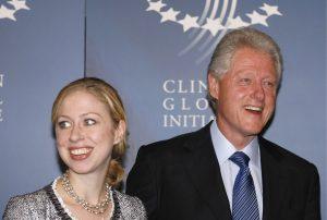 bill and chelsea clinton, clinton foundation