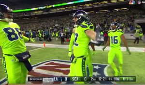 Collectively Mortified by the Seahawks