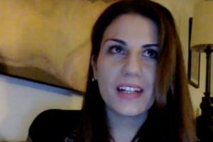 Lauren Duca (TMZ screengrab)