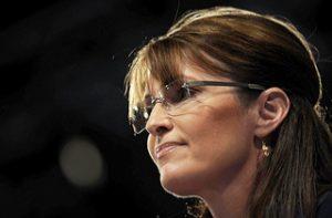 Sarah Palin (Shutterstock)