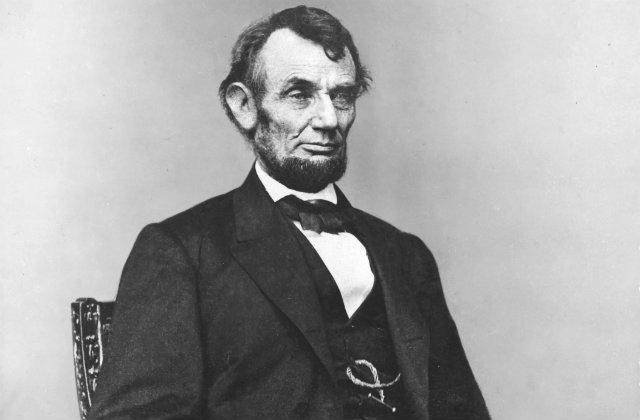 Abraham Lincoln (Public domain photo)