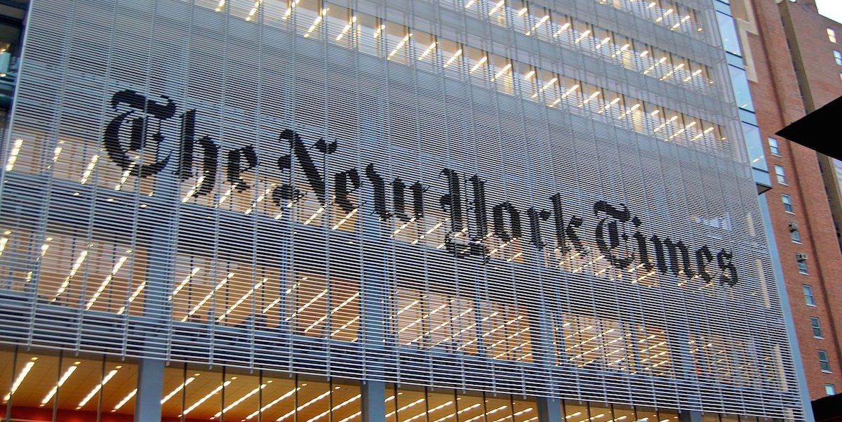 New York Times Offices