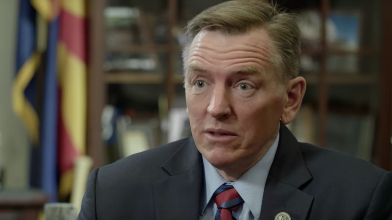 Paul Gosar Would 'Rather Die Gloriously in Battle' Than ...Paul Gosar