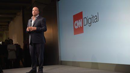 CNN President Jeff Zucker