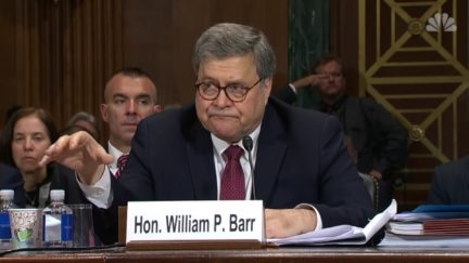 AG Bill Barr