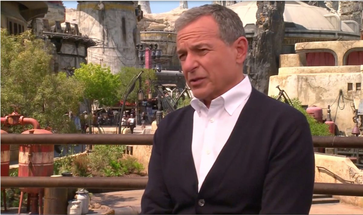 Bob Iger says Disney May Rethink Filming in Georgia over Abortion Ban