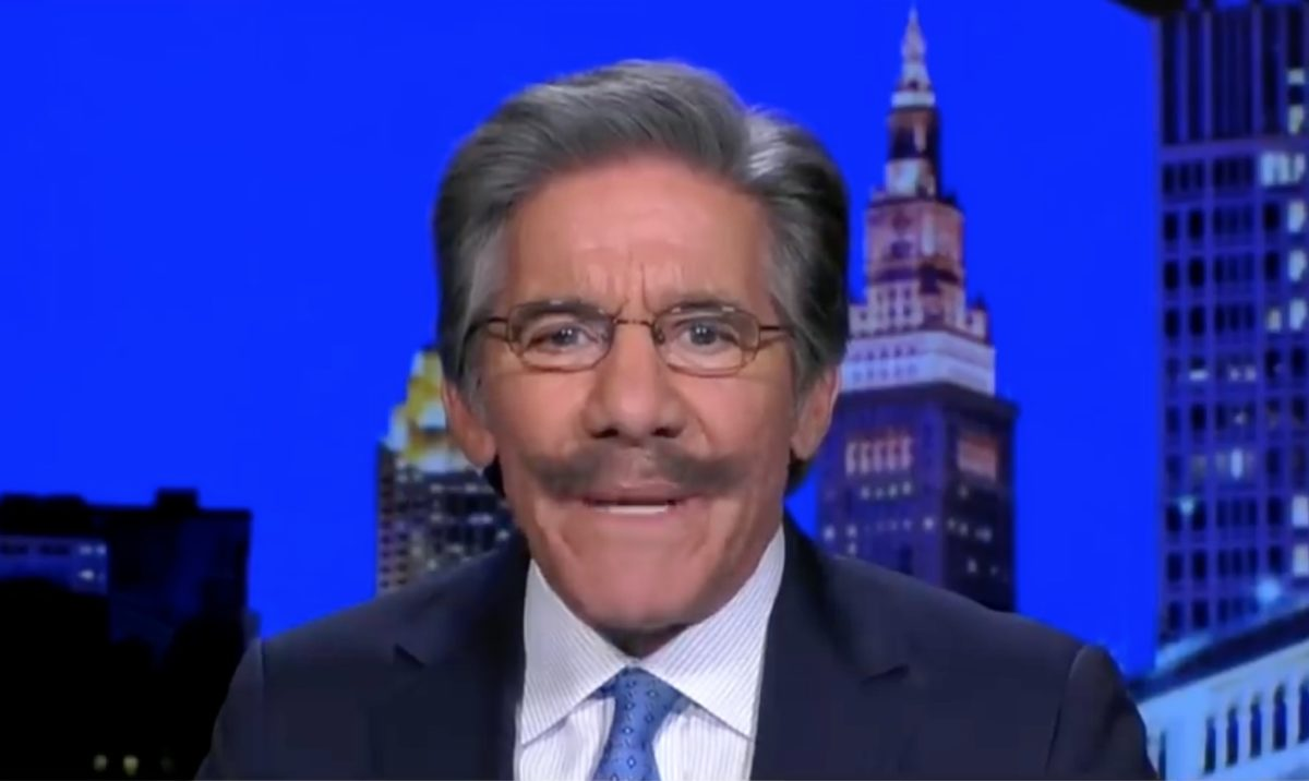 Geraldo Rivera Tweets Odd Threat on Trump Impeachment: 'You'll Have to Come Through Me'