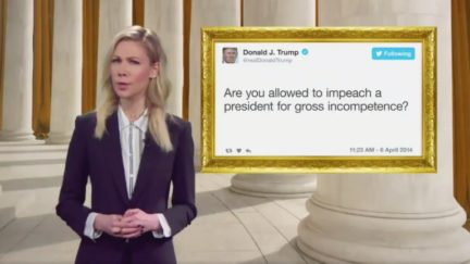 Daily Show Runs Ad Mocking Trump During Fox & Friends