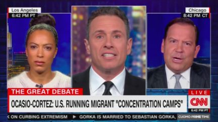 Steve Cortes Blasts AOC's Concentration Camp Analogy