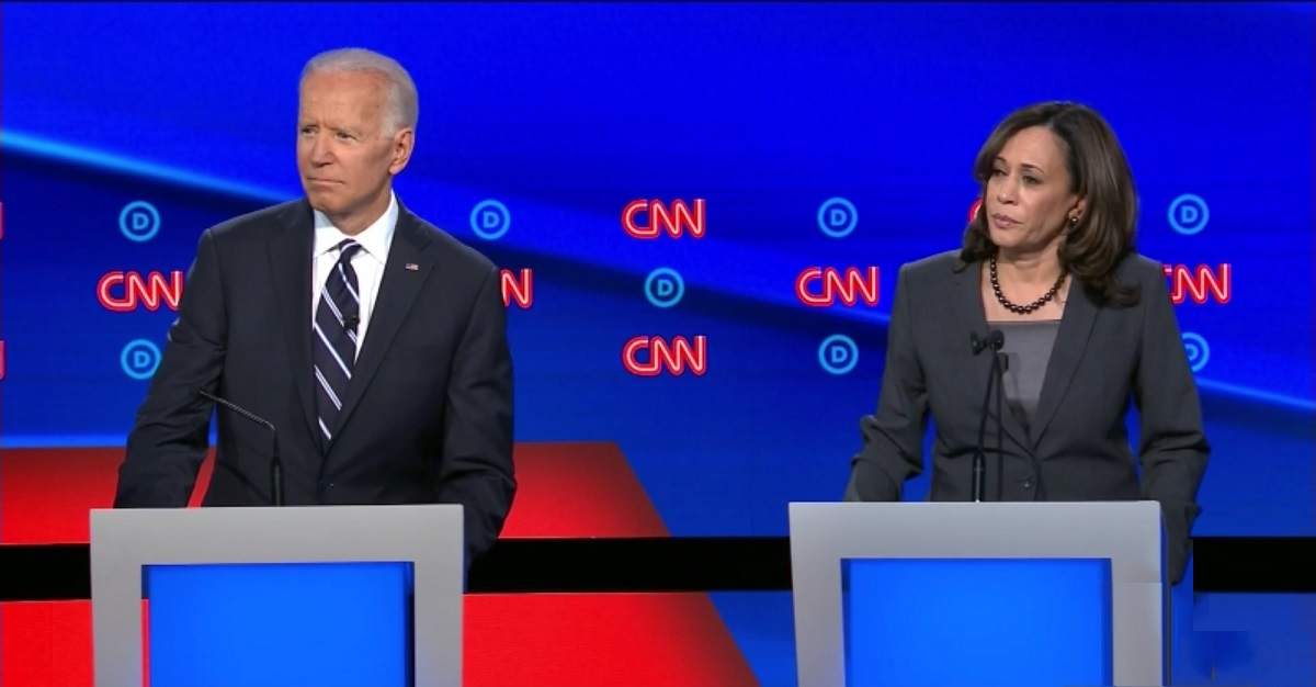Joe Biden Surges and Kamala Harris Sinks in Brand New CNN Poll