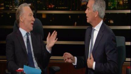 Bill Maher Calls Out Joe Walsh for Similarities to Trump