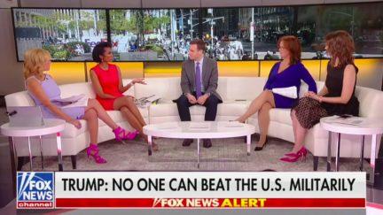 Fox News Host Guy Benson Shocked By Trump ISIS Claim