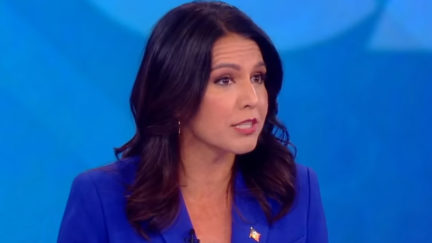 Tulsi Gabbard demands Hillary Clinton apologize and retract her remarks.