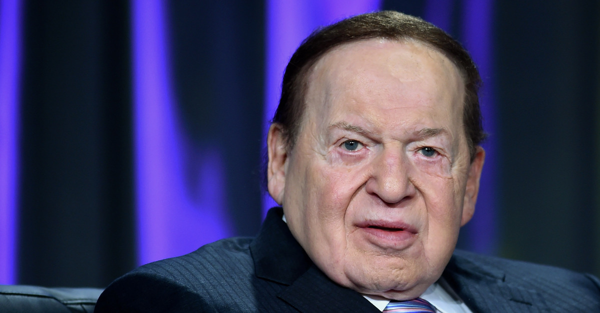 Sheldon Adelson, Las Vegas casino owner and GOP donor, dies at 87