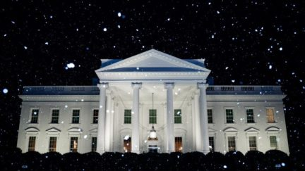 White House Tweets Out Snow Pic on Sunny, 70-Degree Day