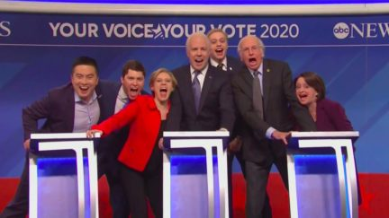SNL Cold Open Mocks Democrats in NH Debate Sketch