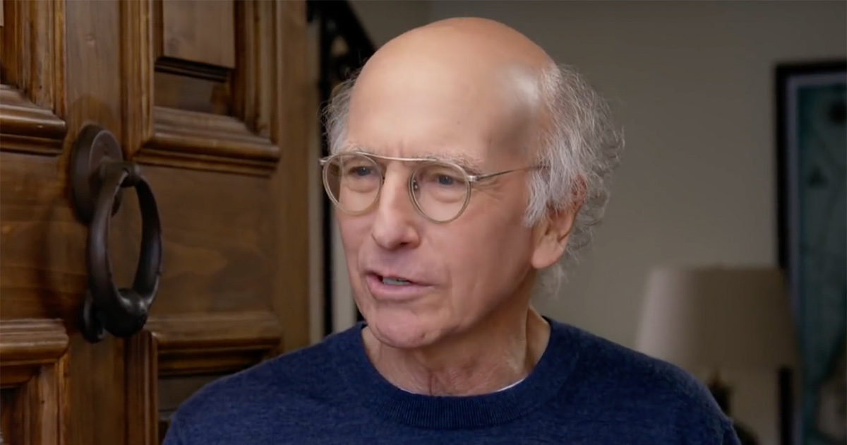 Donald Trump Shares Larry David Clip Wearing MAGA Hat, Twitter Reacts