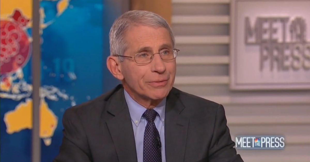 Dr. Fauci set to speak in front of the Senate