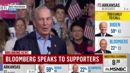 Mike Bloomberg 3-3