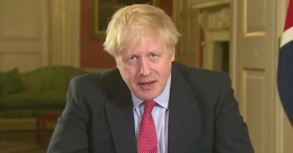 Coronavirus: PM announces strict new curbs on life in UK