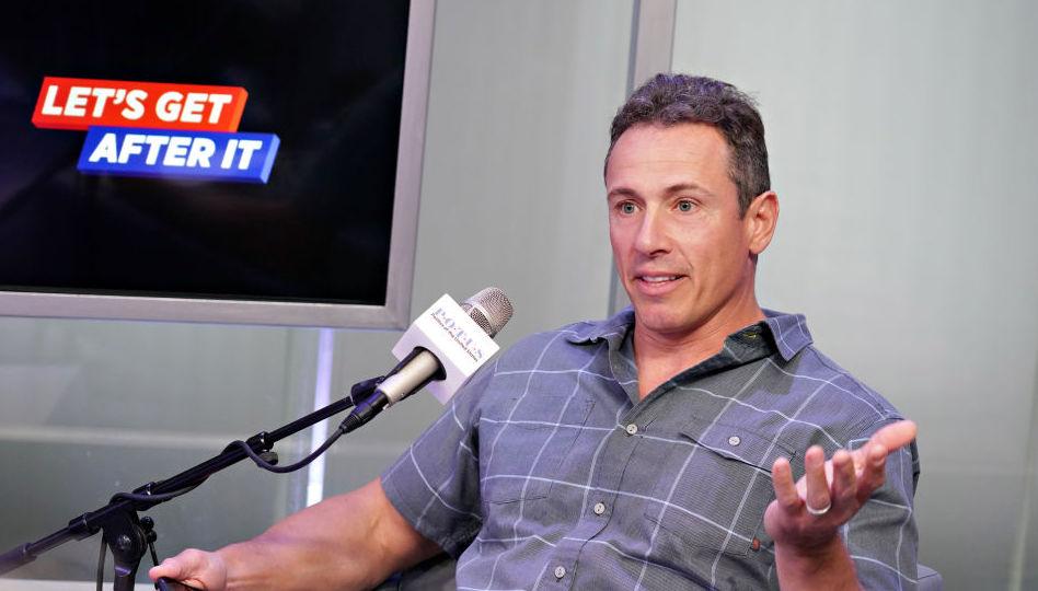 Chris Cuomo, SiriusXM
