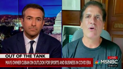 Marc Cuban Warns US Small Biz Will Need 'Many More' Stimulus Packages