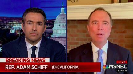 Adam Schiff Fires Back at Bill Barr Dropping Flynn Case