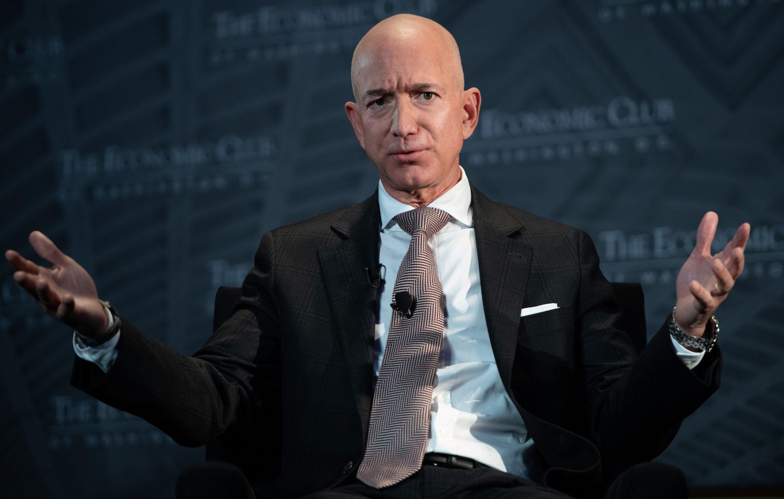 Congress panel calls on Amazon chief Bezos to testify