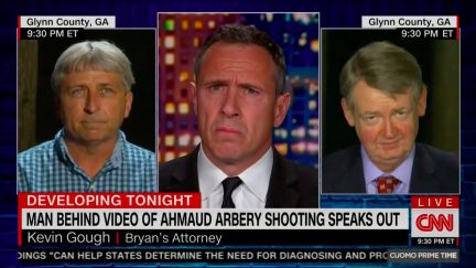 Lawyer Interrupts Interview with Man Who Taped Ahmaud Arbery's Killing