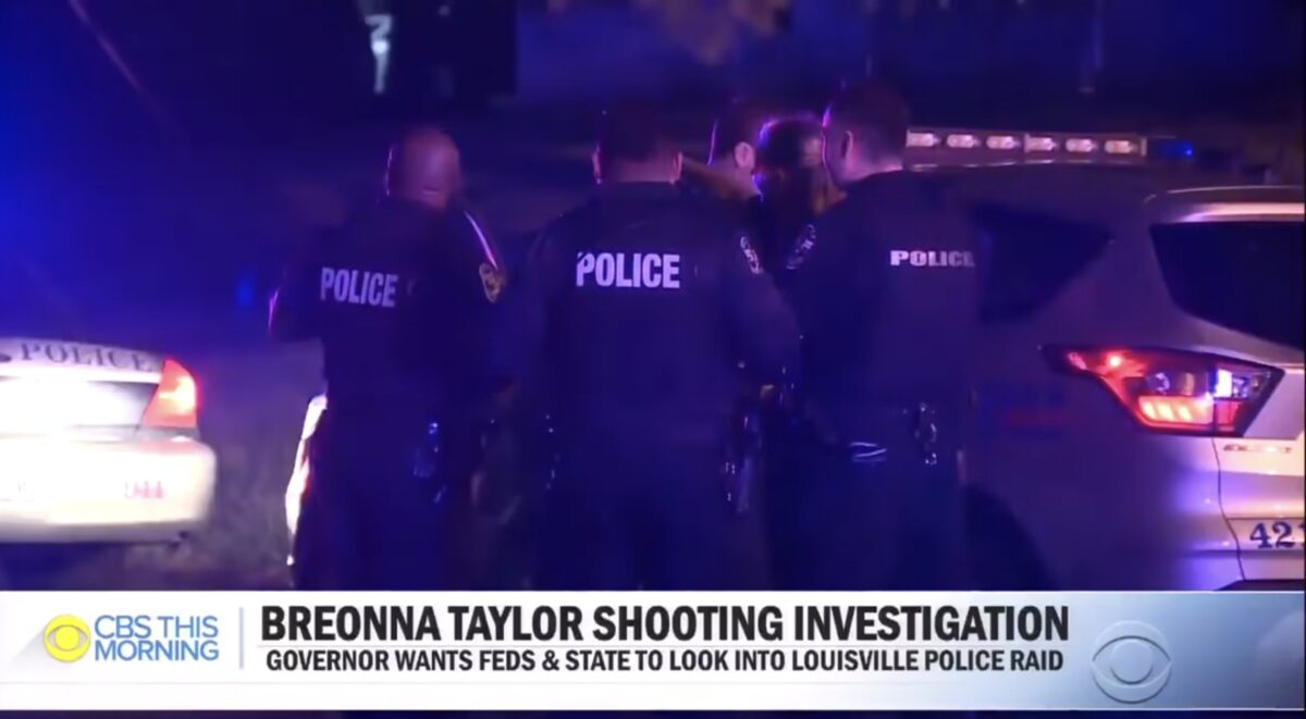 Louisville police officer involved in Breonna Taylor shooting fired