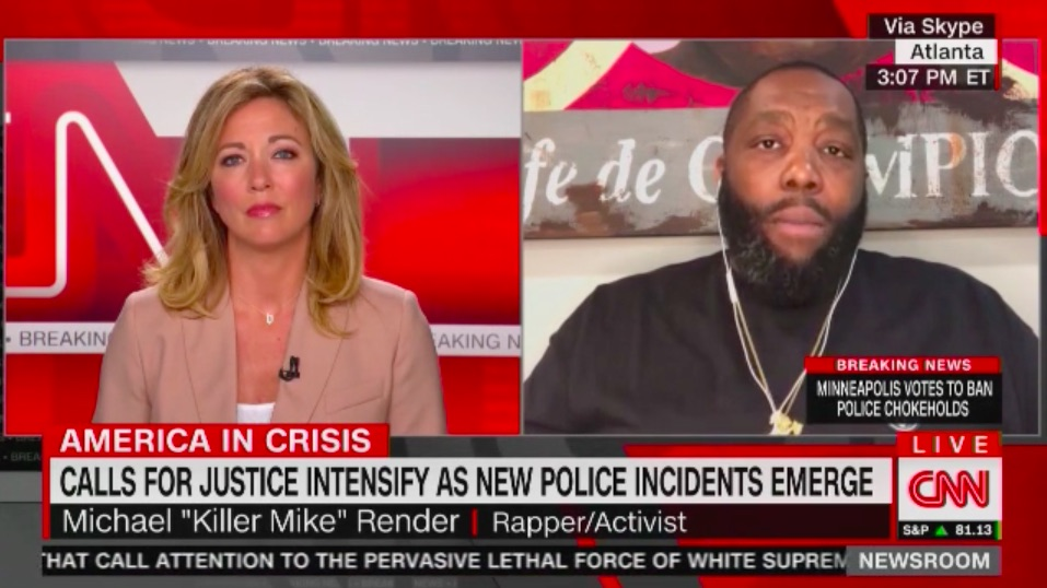 CNN Newsroom Leads Friday Daytime Demo Ratings