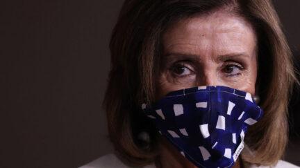 nancy pelosi face mask