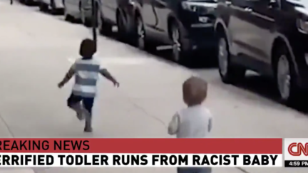 Manipulated Anti-CNN Trump video
