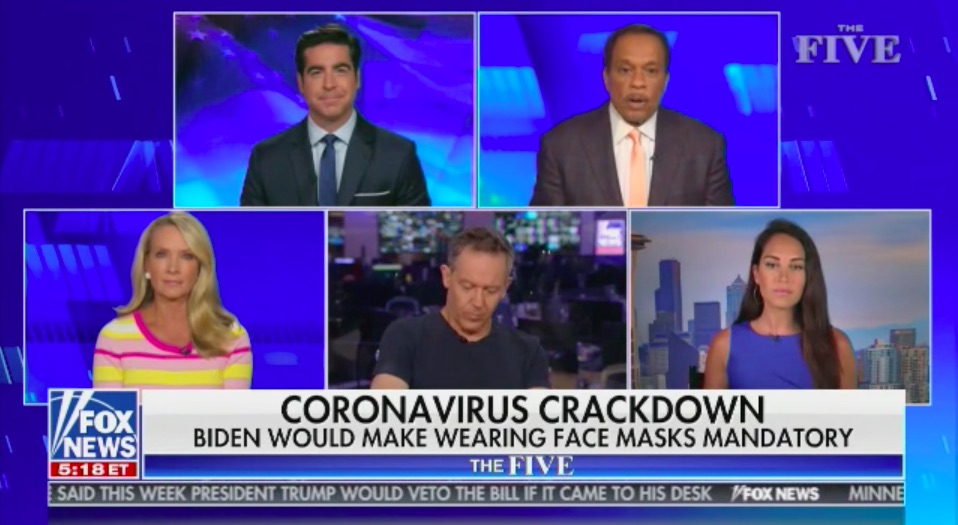 Fox's 'The Five' Ranks 2nd in All Cable News on Friday