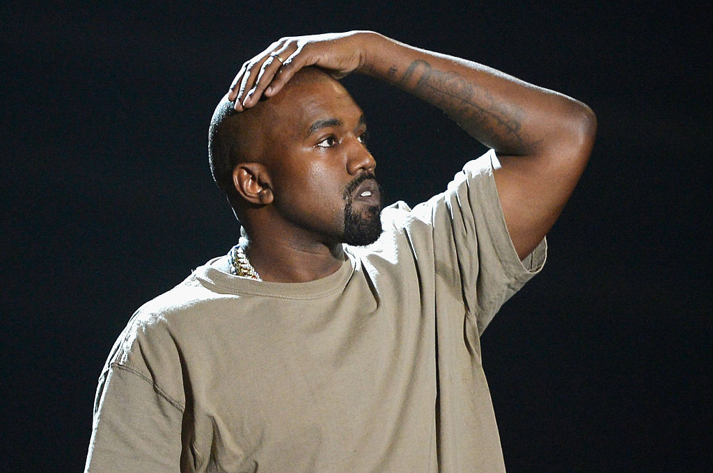 Kanye West launches U.S. presidential campaign with emotional rally