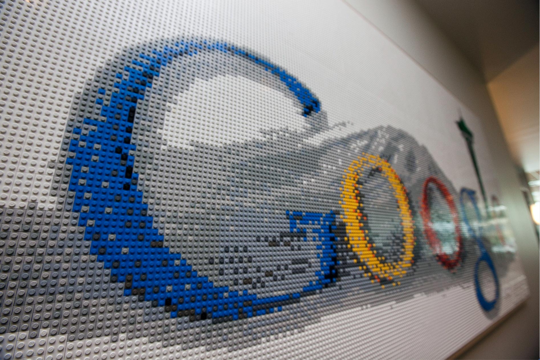 Google Stephen Brashear/Getty Images