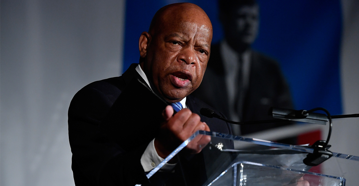 John Lewis, lion of civil rights and Congress, dies at 80