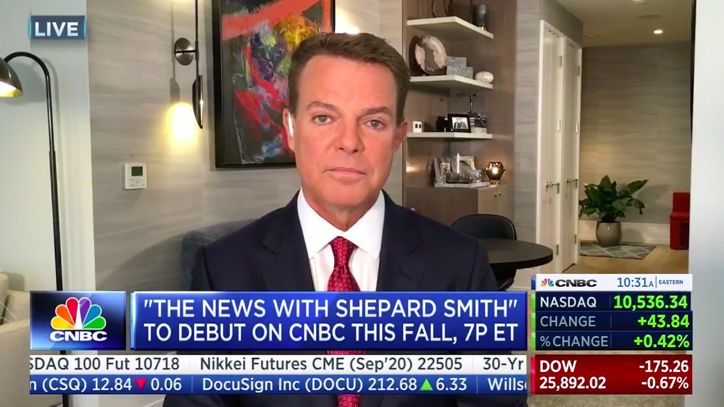 The News With Shepard Smith on CNBC
