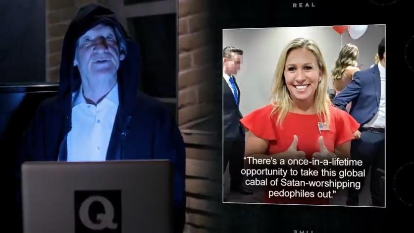 Bill Maher Reprises 'I Am Q' Sequel Mocking Pro-Trump Conspiracy Theory