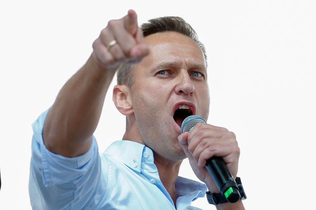 Who is Alexei Navalny — Putin Critic Who Was Reportedly ...