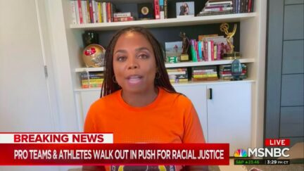 Jemele Hill Calls Out Lack of Progress Since First March on Washington