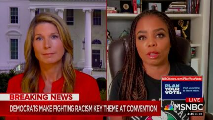 Jemele Hill Says Trump Has Proven Her 'White Supremacist' Accusation 'More Right Every Day'