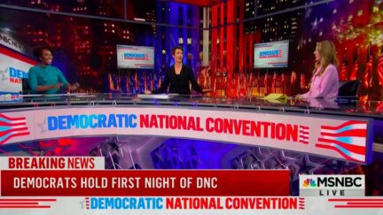 MSNBC Panels Gushes Over Michelle Obama's Speech
